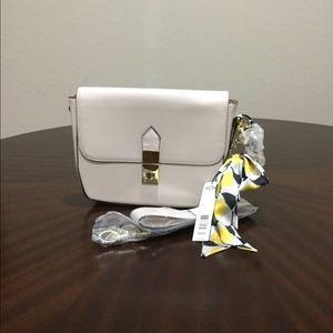 Kate Landry off white purse